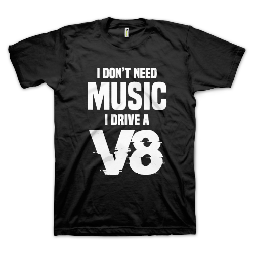 I Don't Need Music V8