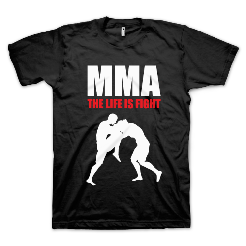MMA - The life is fight