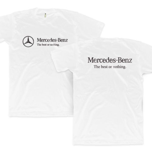 Mercedes - The Best or Nothing