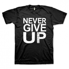 Never Give Up - Salah